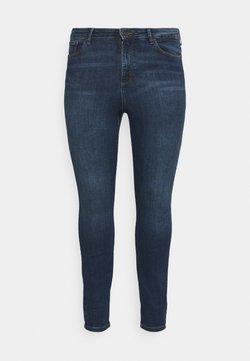 Vero Moda Curve - VMSOPHIA - Vaqueros pitillo - medium blue denim