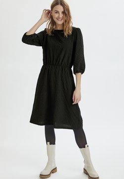 Saint Tropez - IBERASZ  - Korte jurk - black