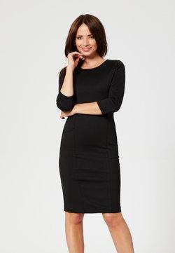 usha - Vestido de tubo - black