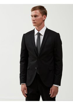 Selected Homme - SLIM FIT - Puvuntakki - black