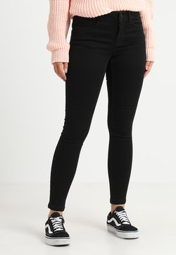 Vero Moda Petite - VMSEVEN SHAPE UP - Jeans Skinny Fit - black