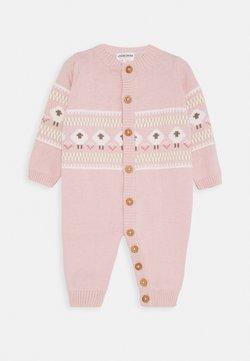 Jacky Baby - OVERALL FLUFFY & LOVELY - Combinaison - rosa