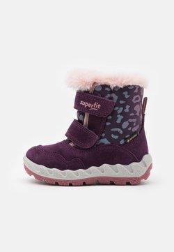 Superfit - ICEBIRD - Snowboot/Winterstiefel - lila/rosa