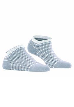 FALKE - Socken - pastelblue
