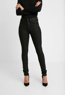 Nudie Jeans - HIGHTOP TILDE - Jeans Skinny Fit - painted black