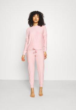 Women Secret - STRIPES - Pyjama - light pink