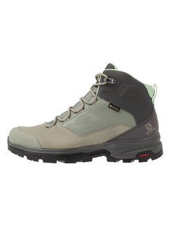 Salomon - OUTWARD GTX - Hikingskor - shadow/magnet/spruce stone
