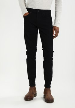 Only & Sons - ONSWARP - Jeans Skinny Fit - black denim