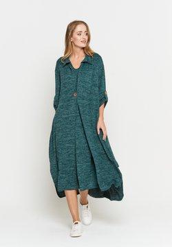 Madam-T - Maxikleid - grün