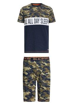 WE Fashion - Haut de pyjama - army green