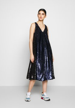 Mulberry - NADIA DRESS - Cocktailkleid/festliches Kleid - dark blue
