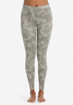 Spanx - ANKLE JEAN-ISH - Legging - stone washed camo