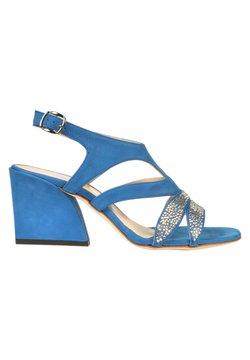 Jerelyn Creado - Sandalias de tacón - royal blue