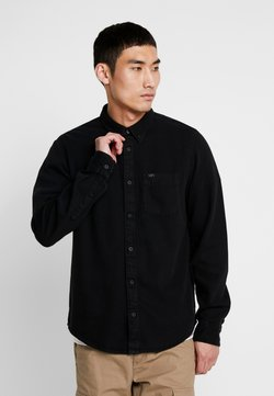 Lee - BUTTON DOWN - Skjorta - black