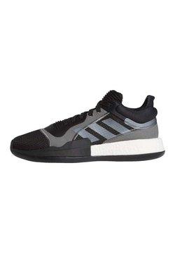 adidas Performance - MARQUEE BOOST LOW SHOES - Obuwie do koszykówki - black