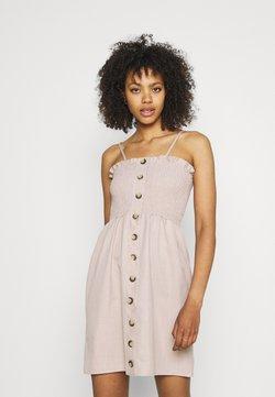 Trendyol - Vestido informal - stone
