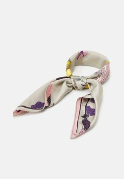 Tory Burch - MUSHROOM PARTY NECKERCHIEF - Huivi - multi-coloured