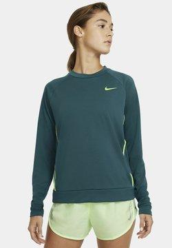 Nike Performance - CLSH  - Funktionsshirt - dark teal green/cyber