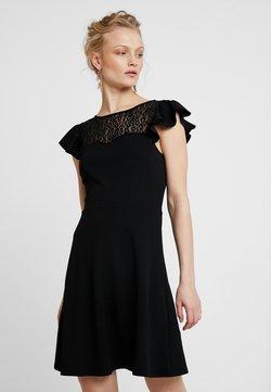 mint&berry - Sukienka z dżerseju - black