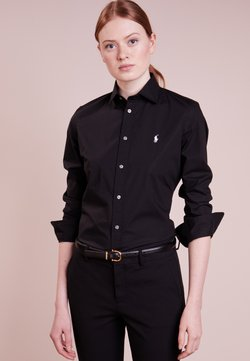 Polo Ralph Lauren - KENDALL SLIM FIT - Hemdbluse - black