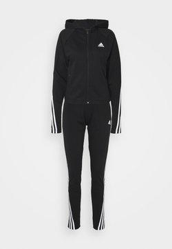 adidas Performance - ENERGIZ SET - Trainingsanzug - black