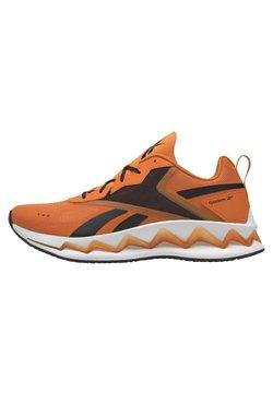 Reebok Classic - ZIG ELUSION ENERGY SHOES - Sneaker low - orange