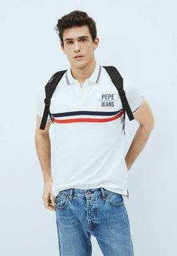 Pepe Jeans - T-Shirt print - blanco off