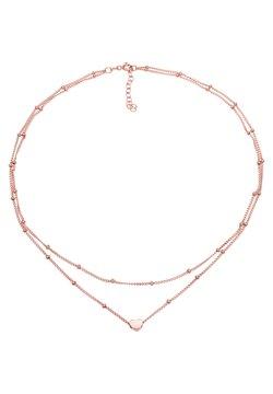 Elli - CHOKER  - Halskette - roségold