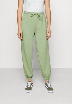 NA-KD - DRAWSTRING  - Jogginghose - green