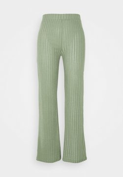 ONLY Petite - ONLVICKIE WIDE LEG PANT - Jogginghose - sea spray