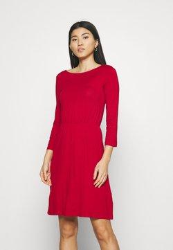 Anna Field - Mini waisted basic dress - Vestido ligero - red