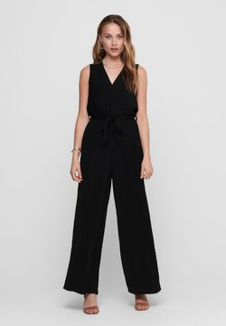 ONLY - JUMPSUIT WICKEL - Combinaison - black