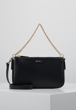 DKNY - SUTTON DEMI XBODY - Handtasche - black