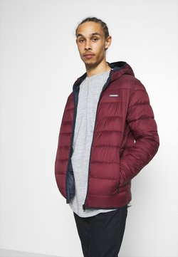 Jack & Jones - JJVINCENT PUFFER HOOD - Winterjacke - port royale
