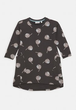 Sanetta - PURE KIDS DRESS - Freizeitkleid - seal grey