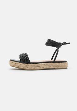 RAID - ANASTASIA - Korkeakorkoiset sandaalit - black