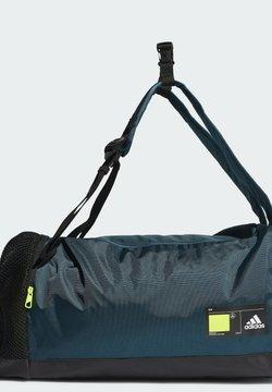 adidas Performance - DUFFEL  - Sporttasche - turquoise