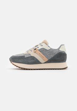 GANT - BEVINDA RUNNING - Sneaker low - mid gray