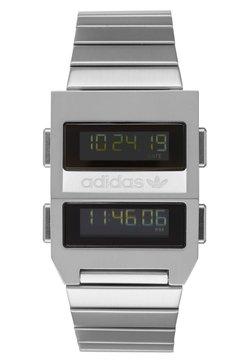 adidas Originals - ARCHIVE M3 - Montre à affichage digital - silver-coloued
