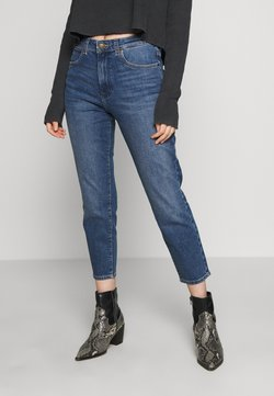 Wrangler - BOYFRIEND - Jeans baggy - blue denim