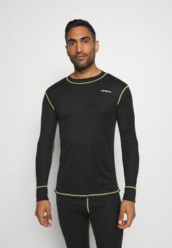 Icepeak - ISERLOHN SET - Unterhemd/-shirt - black