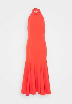 Milly - PENELOPE HIGH CADY DRESS - Vestito elegante - summer coral
