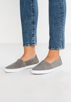HUB - FUJI - Loaferit/pistokkaat - greyish/white