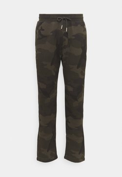 Abercrombie & Fitch - ICON CLASSIC  - Jogginghose - olive