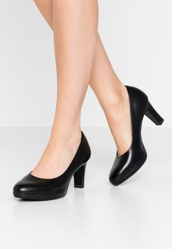 Tamaris - Plateaupumps - black