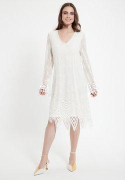 Ana Alcazar - Cocktailkleid/festliches Kleid - weiß