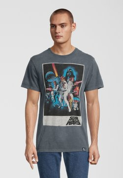 Re:Covered - STAR WARS CLASSIC NEW HOPE  - T-Shirt print - grau