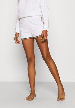 LASCANA - PRIDE - Pyjama bottoms - bright white
