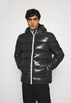 Benetton - PUFFER - Winterjacke - black