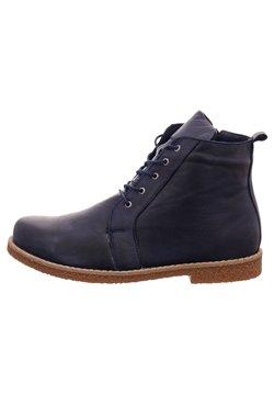 Andrea Conti - Ankle Boot - dark blue